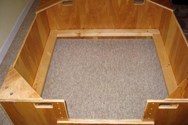 Whelping Box Construction Plans